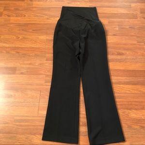 Anne Taylor LOFT Maternity Trousers Dress Pants 10